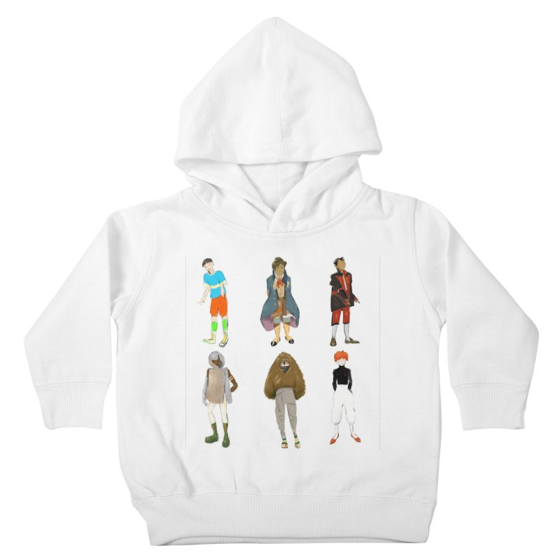 But Make It Fashion, Boys Kids Toddler Pullover Hoody by dasiavou's Artist Shop