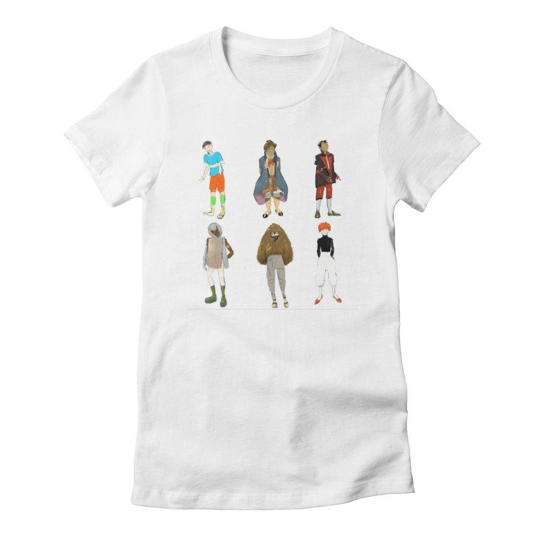 But Make It Fashion, Boys Women's T-Shirt by dasiavou's Artist Shop
