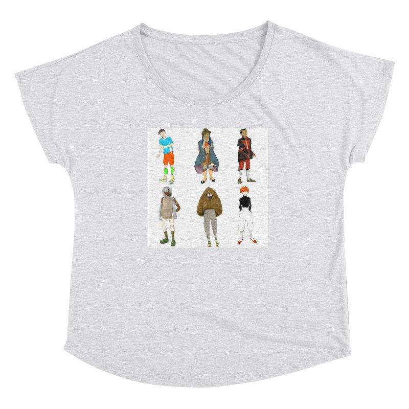 But Make It Fashion, Boys Women's Scoop Neck by dasiavou's Artist Shop