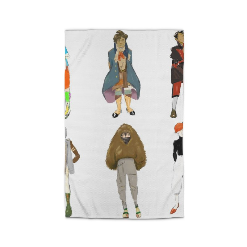 But Make It Fashion, Boys Home Rug by dasiavou's Artist Shop