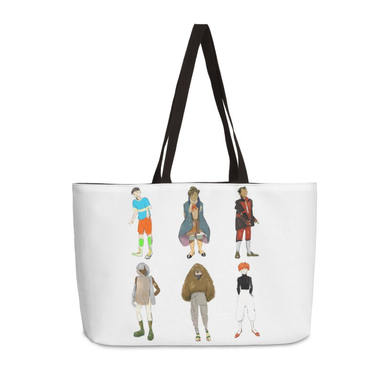 But Make It Fashion, Boys Accessories Bag by dasiavou's Artist Shop