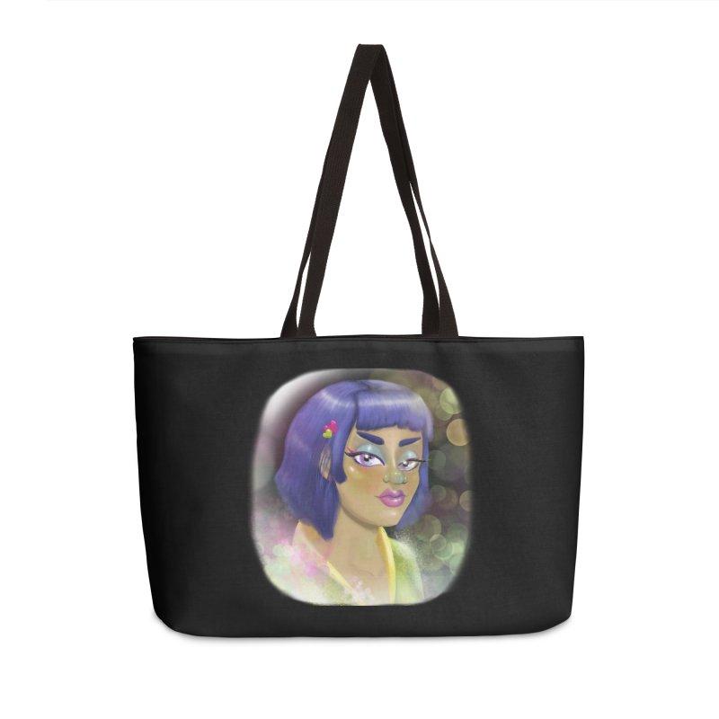 Blue Blood Accessories Bag by dasiavou's Artist Shop