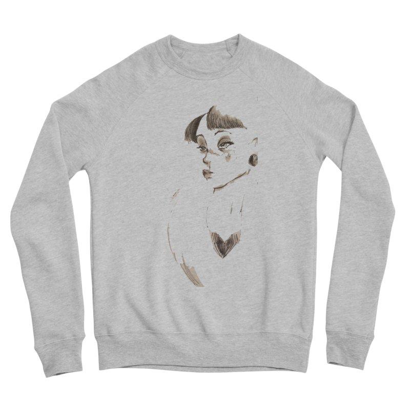 Ella Cruz Men's Sweatshirt by dasiavou's Artist Shop