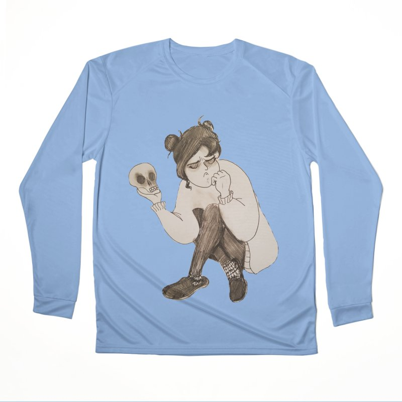 To Grump, or Not to Grump Men's Longsleeve T-Shirt by dasiavou's Artist Shop