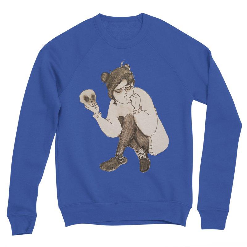 To Grump, or Not to Grump Men's Sweatshirt by dasiavou's Artist Shop