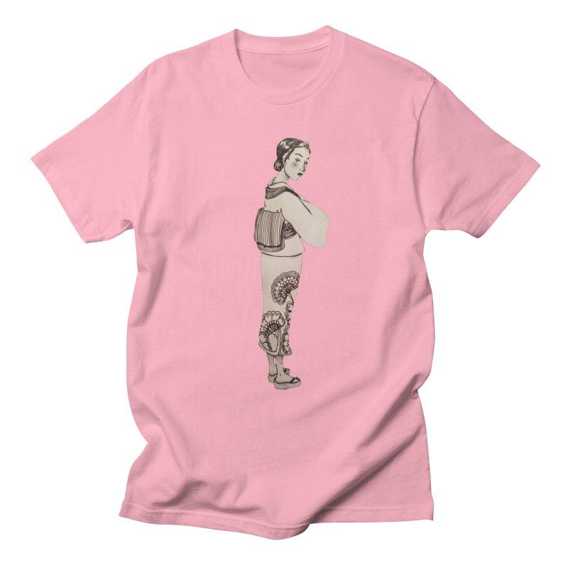 Shi Men's T-Shirt by dasiavou's Artist Shop
