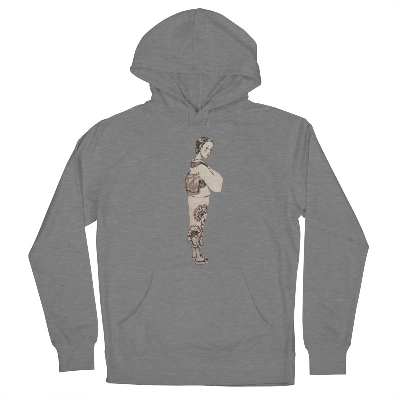 Shi Women's Pullover Hoody by dasiavou's Artist Shop