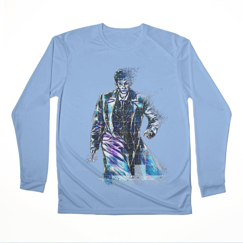 The Oncoming Storm Men's Longsleeve T-Shirt by dasiavou's Artist Shop