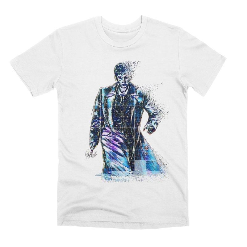 The Oncoming Storm Men's T-Shirt by dasiavou's Artist Shop