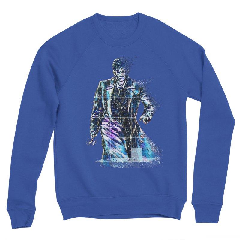 The Oncoming Storm Men's Sweatshirt by dasiavou's Artist Shop