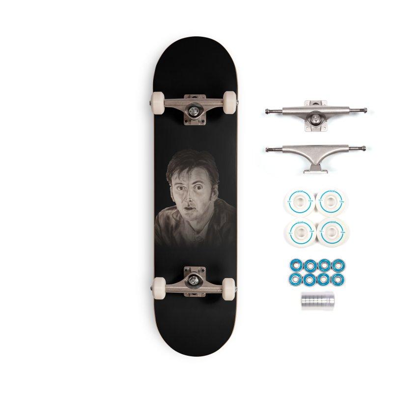 10 Accessories Skateboard by dasiavou's Artist Shop