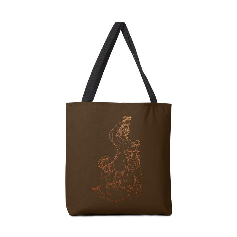 Amuse Us Accessories Bag by dasiavou's Artist Shop