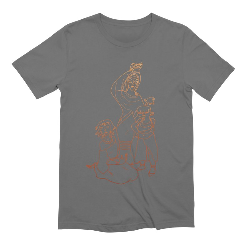 Amuse Us Men's T-Shirt by dasiavou's Artist Shop