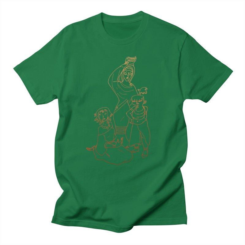 Amuse Us Men's T-Shirt by dasiavou's Artist Shop