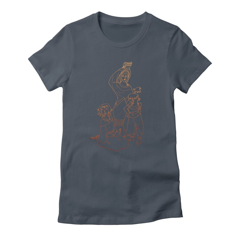 Amuse Us Women's T-Shirt by dasiavou's Artist Shop