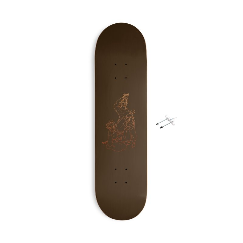 Amuse Us Accessories Skateboard by dasiavou's Artist Shop