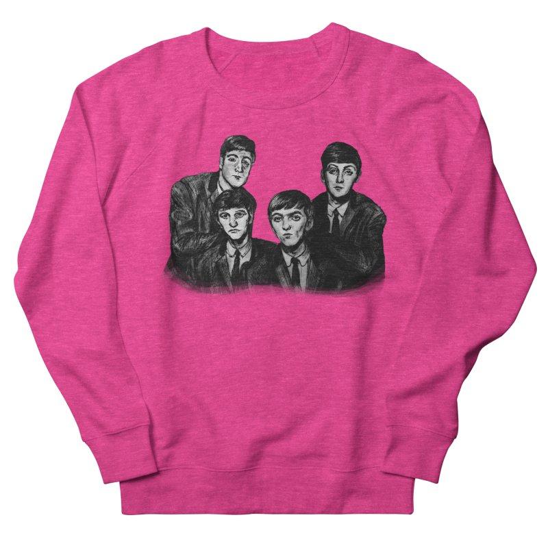 A Little Help From My Friends Women's Sweatshirt by dasiavou's Artist Shop