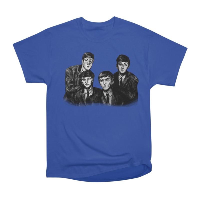 A Littler Help From My Friends  Men's Classic T-Shirt by dasiavou's Artist Shop