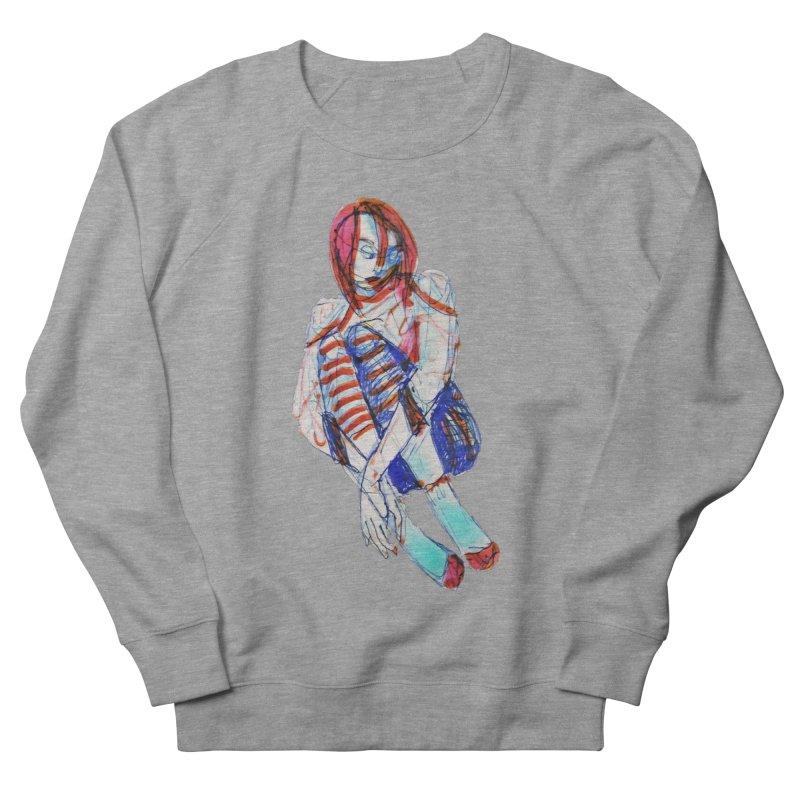 Bare Bones Women's Sweatshirt by dasiavou's Artist Shop