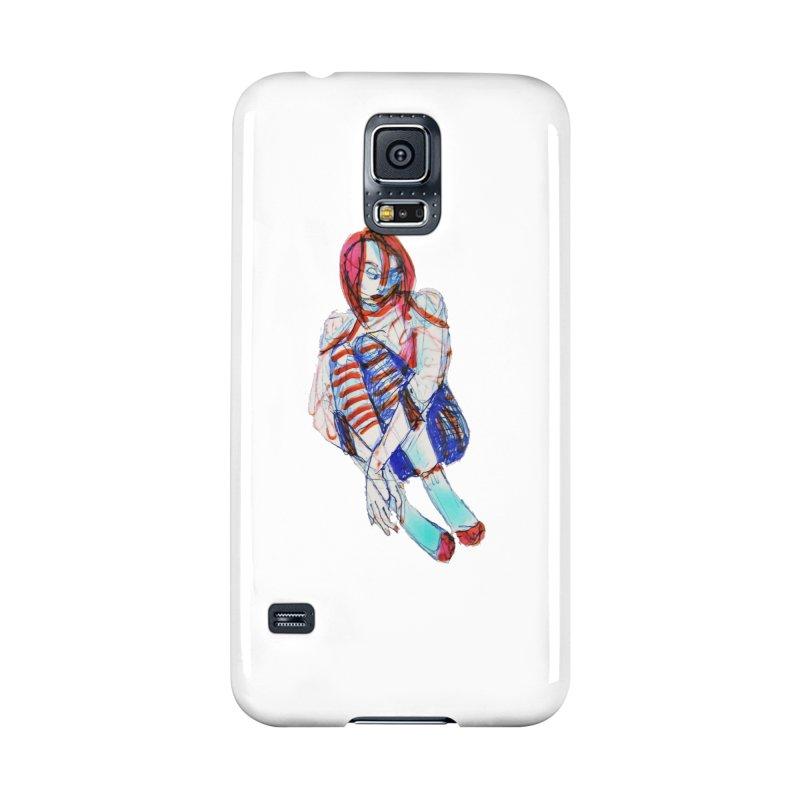 Bare Bones Accessories Phone Case by dasiavou's Artist Shop
