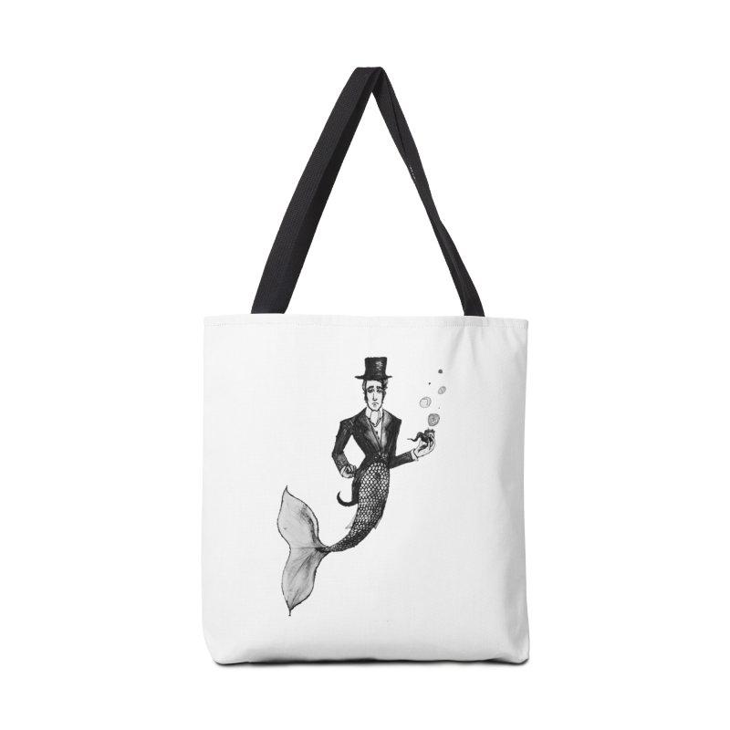 MerGentleman Accessories Bag by dasiavou's Artist Shop