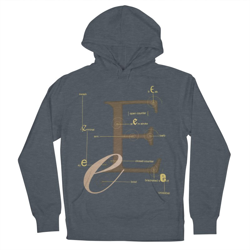 Letter of the Day Men's Pullover Hoody by dasiavou's Artist Shop