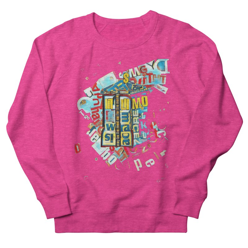 Time & Relative Dimension in Space Women's Sweatshirt by dasiavou's Artist Shop