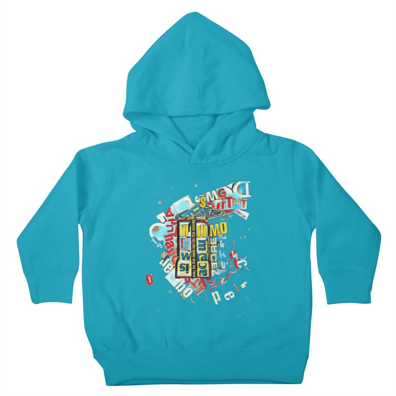 Time & Relative Dimension in Space Kids Toddler Pullover Hoody by dasiavou's Artist Shop