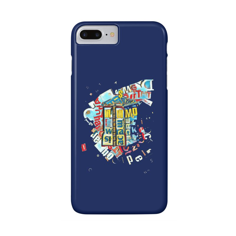 Time & Relative Dimension in Space Accessories Phone Case by dasiavou's Artist Shop