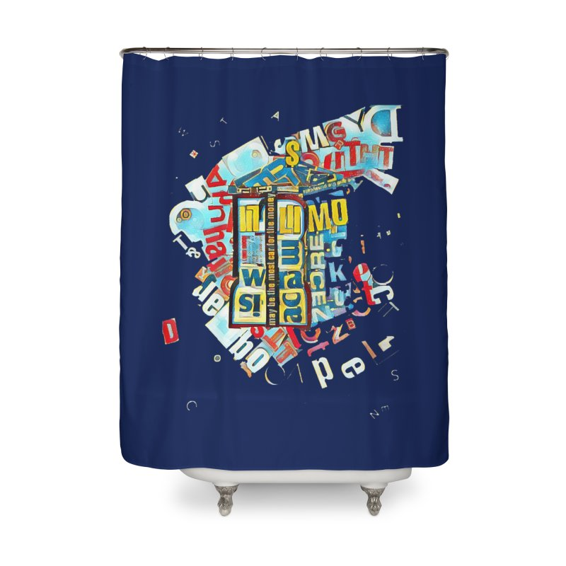 Time & Relative Dimension in Space Home Shower Curtain by dasiavou's Artist Shop