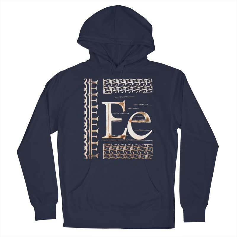 Eee Men's Pullover Hoody by dasiavou's Artist Shop