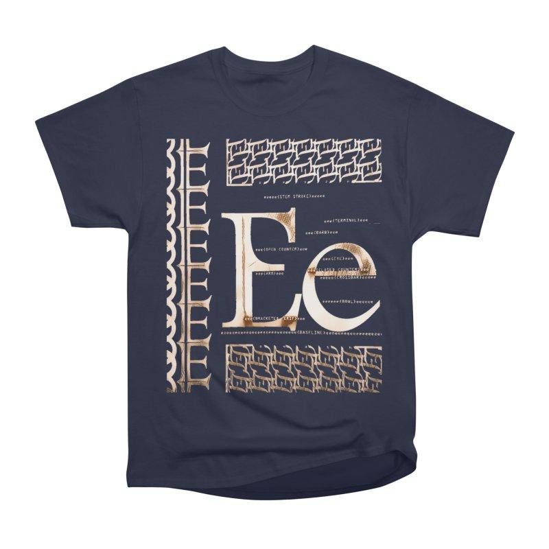 Eee Men's Classic T-Shirt by dasiavou's Artist Shop