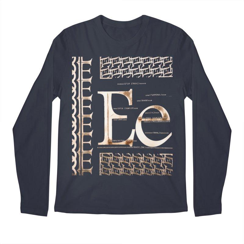 Eee Men's Longsleeve T-Shirt by dasiavou's Artist Shop