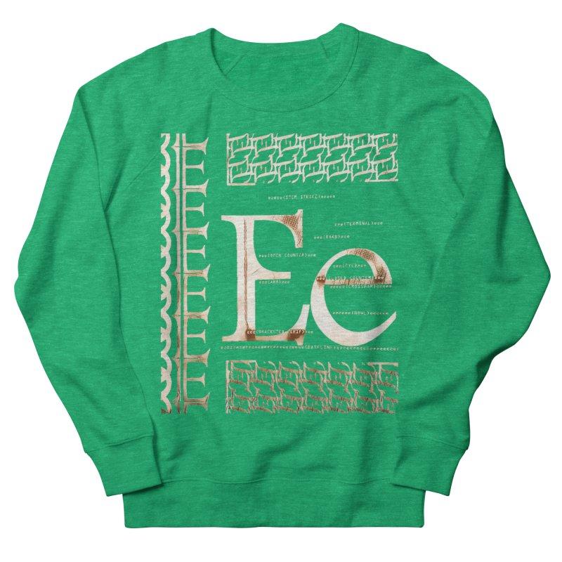 Eee Women's Sweatshirt by dasiavou's Artist Shop