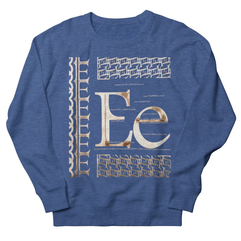Eee Men's Sweatshirt by dasiavou's Artist Shop