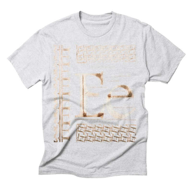 Eee Men's Triblend T-Shirt by dasiavou's Artist Shop