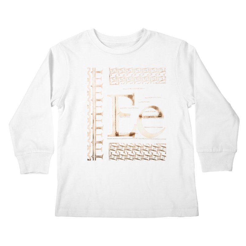 Eee Kids Longsleeve T-Shirt by dasiavou's Artist Shop