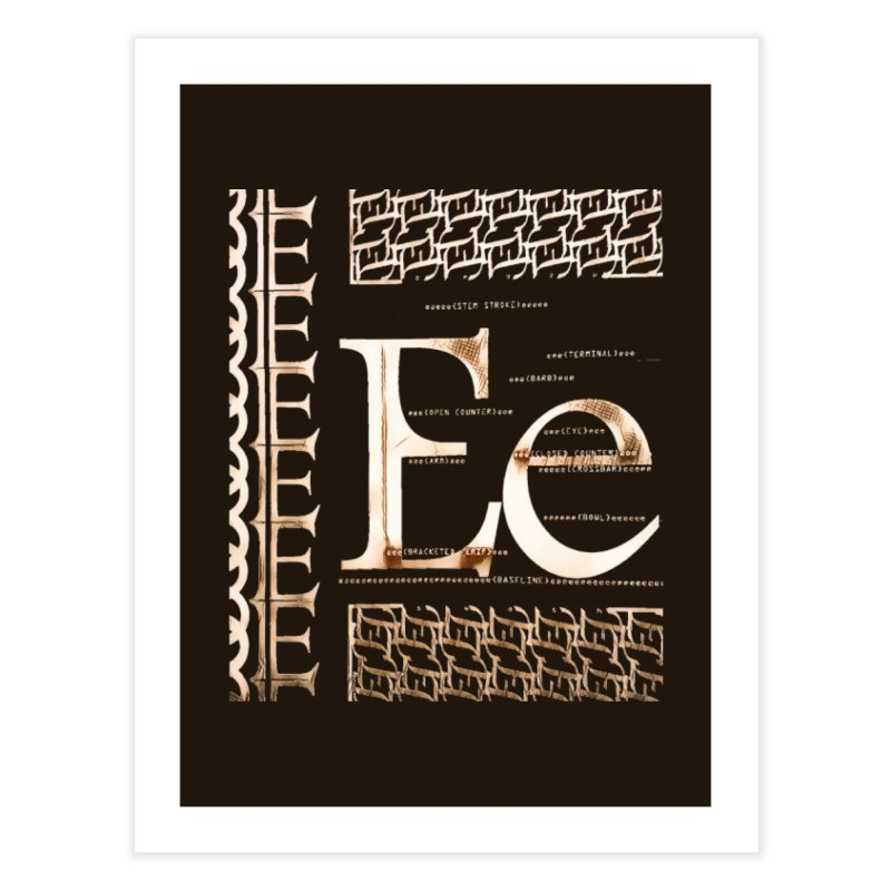 Eee Home Fine Art Print by dasiavou's Artist Shop