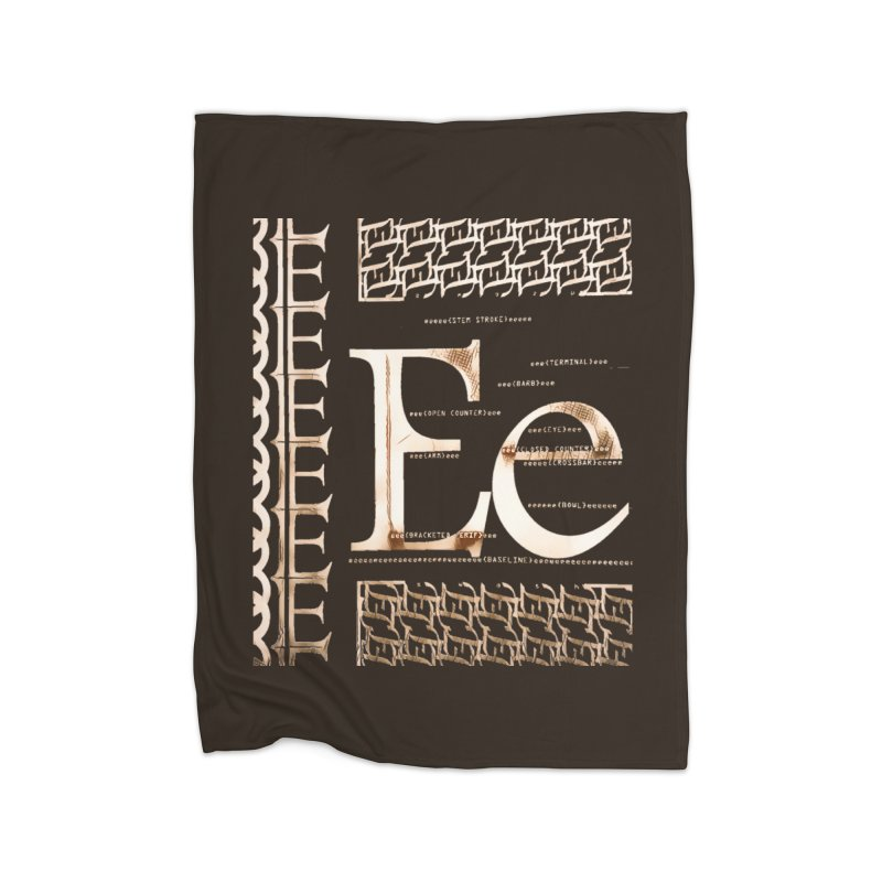 Eee Home Blanket by dasiavou's Artist Shop