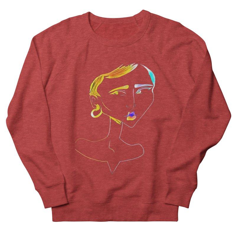 Café Neuf Men's Sweatshirt by dasiavou's Artist Shop