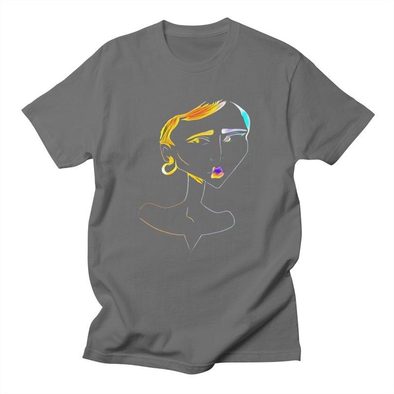 Café Neuf Men's T-Shirt by dasiavou's Artist Shop