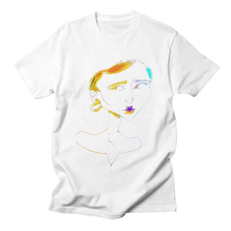 Café Neuf Women's Unisex T-Shirt by dasiavou's Artist Shop