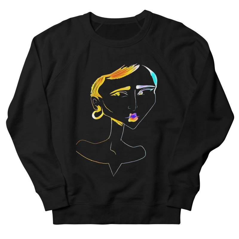 Café Neuf Men's Sweatshirt by dasiavou's Artist Shop