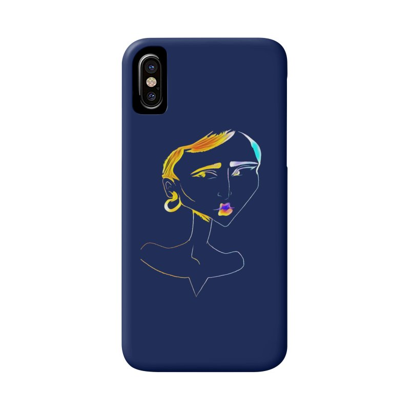 Café Neuf Accessories Phone Case by dasiavou's Artist Shop