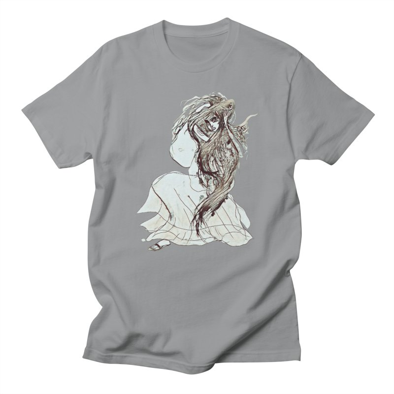 Frustration Women's Regular Unisex T-Shirt by dasiavou's Artist Shop