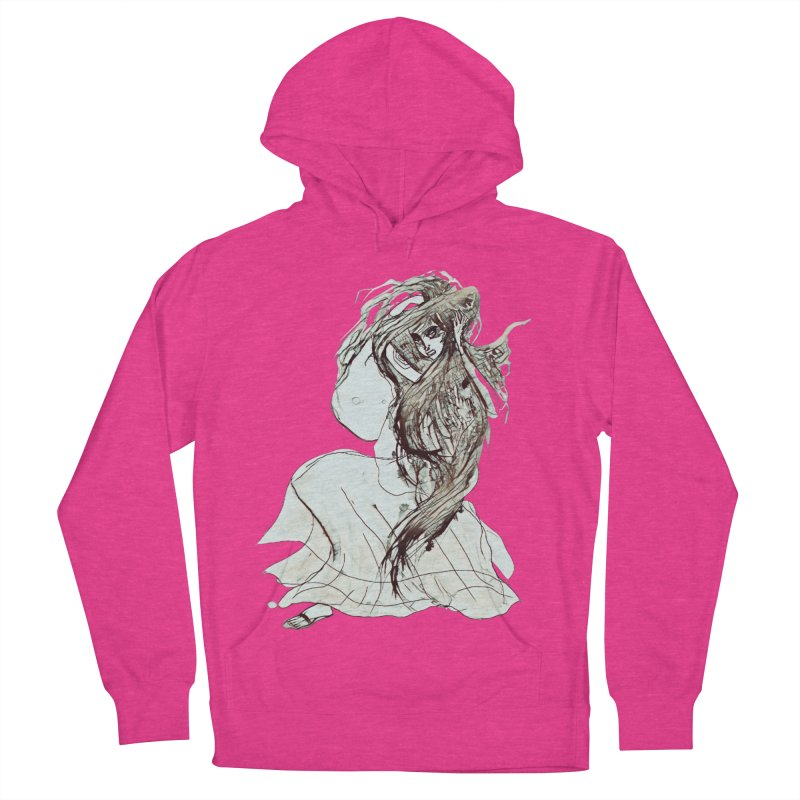 Frustration Women's Pullover Hoody by dasiavou's Artist Shop