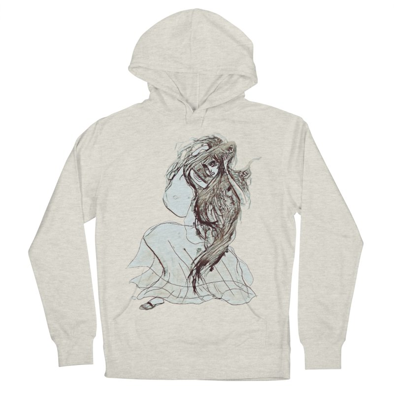 Frustration Men's Pullover Hoody by dasiavou's Artist Shop