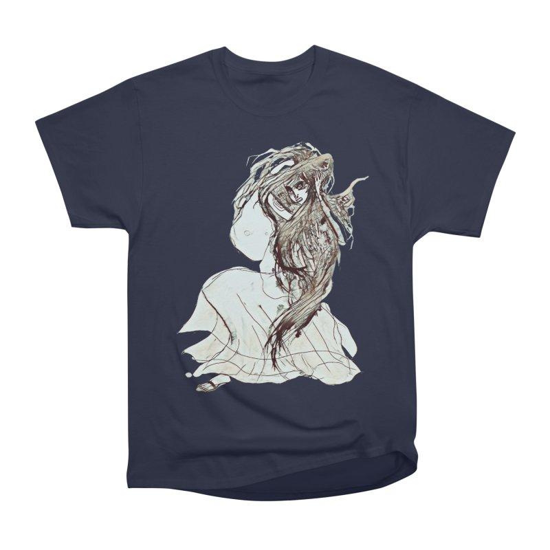Frustration Women's Heavyweight Unisex T-Shirt by dasiavou's Artist Shop