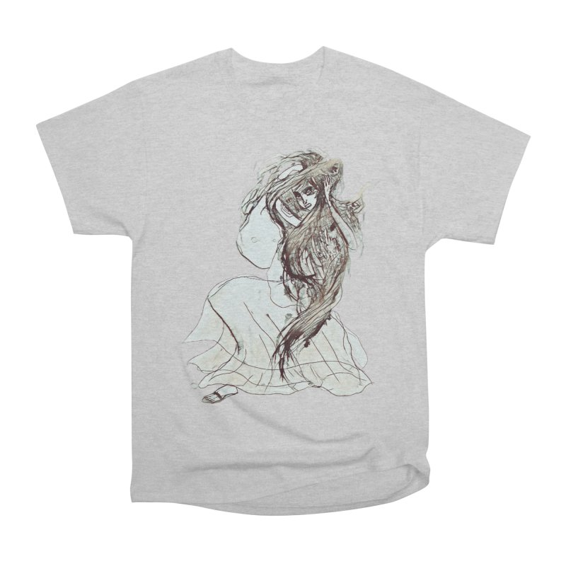 Frustration Men's Heavyweight T-Shirt by dasiavou's Artist Shop