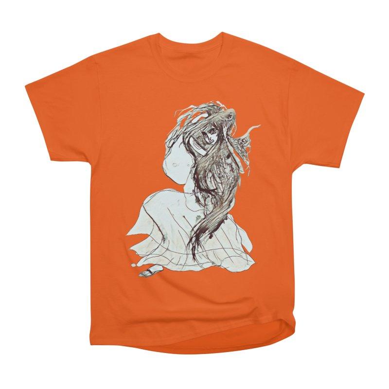 Frustration Women's Classic Unisex T-Shirt by dasiavou's Artist Shop